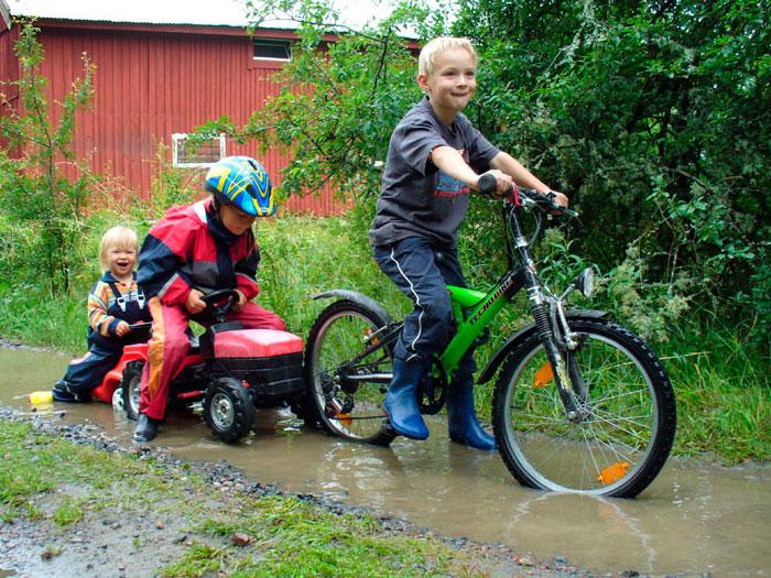 Familie Kruckelmann - Ferienhäuser in Schweden - Gästebuch